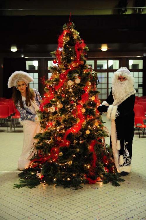 Nuestro Arbol de Navidad