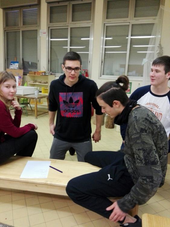 Taller de interacción dentro del grupo